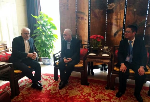 Iran's economy minister arrives in Beijing for joint commission