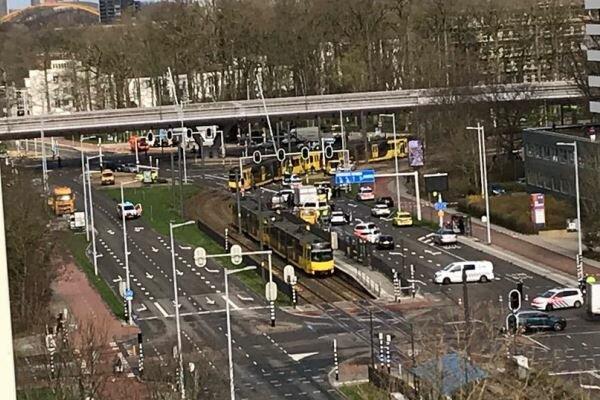 ہالینڈ میں میٹرو ٹرین پر فائرنگ سے خاتون سمیت 3 افراد ہلاک، 9 زخمی
