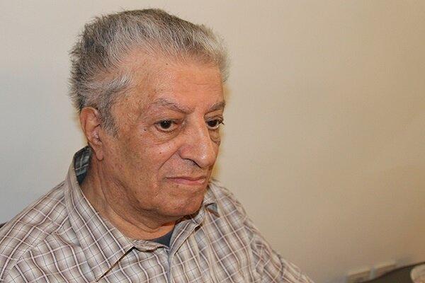 استاد پرویز زاهدی درگذشت