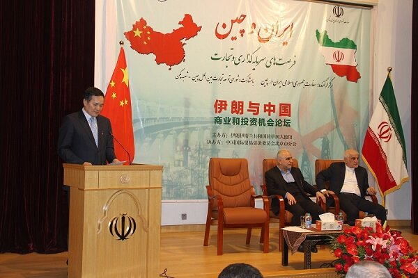 Chinese market needs Iranian energy products