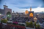 ورود بیش از یک میلیون و ۲۳۸ هزار زائر به مشهد