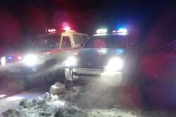 ۳۰۰ خودرو در محورهای مواصلاتی سمنان از برف و کولاک رهاسازی شد