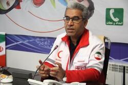 امداد رسانی هلال احمر سمنان به ۲۳۴ حادثه/یک نفر در سیلاب جان باخت