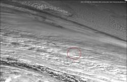 انفجار سیارک ۱۵۰۰ تنی در اتمسفر زمین