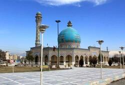 برپایی نماز ظهر تاسوعا و عاشورا در بقاع متبرکه شاخص کرمانشاه