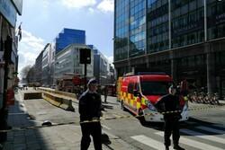 یورپی یونین کے ہیڈکوارٹرز کے قریب بم کی اطلاع پر عمارت کو عملے سے خالی کروالیا گیا