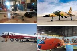 ۵ دستاورد صنعت هوایی سال ۹۷/ «کوثر» توانمندتر از مشابه خارجی آمد