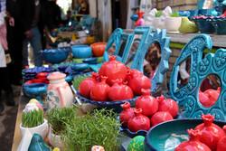 أسواق سمنان عشية عيد النوروز/صور