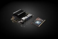 عرضه رایانه هوش مصنوعی ان ویدیا به قیمت ۹۹ دلار