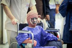 تعداد مجروحان چهارشنبه آخر سال در استان قزوین به ۱۱۲ نفر رسید