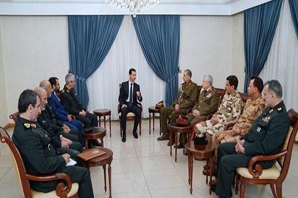 Esad: Suriye, İran ve Irak arasındaki ilişkiler güçlüdür