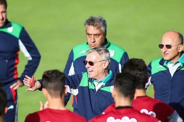 Iran dismisses Zlatko Kranjcar as U23 football team coach