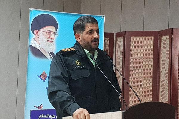 فرمانده جدید انتظامی استان قزوین معرفی شد