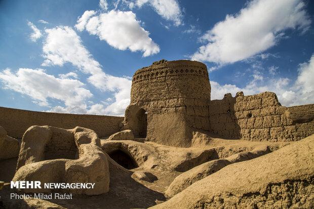 Narin Castle in Meybod