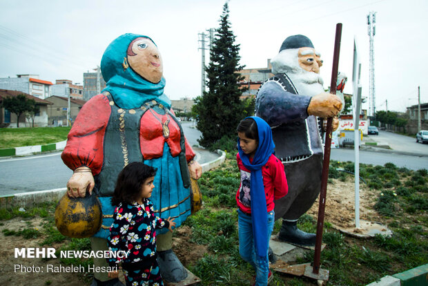 Preparations for Nowruz in Gorgan