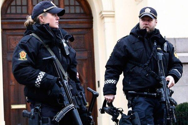 یک فرد مسلح در نروژ با آمبولانس به مردم حملهور شد