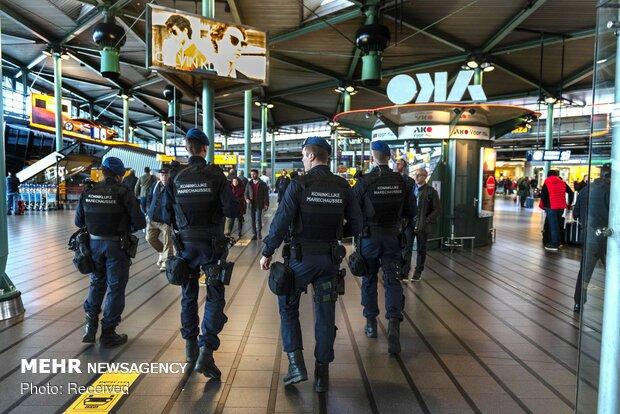 تیراندازی در هلند