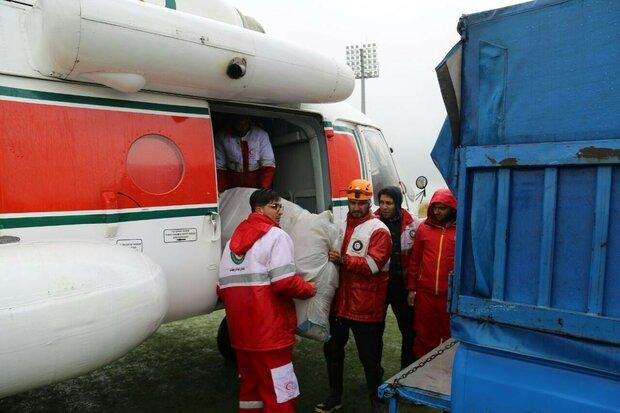 بیش از ۳۲ هزار آسیب دیده سیل گلستان امدادرسانی شدند
