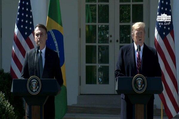 ترامپ: همه گزینهها درباره ونزوئلا روی میز است