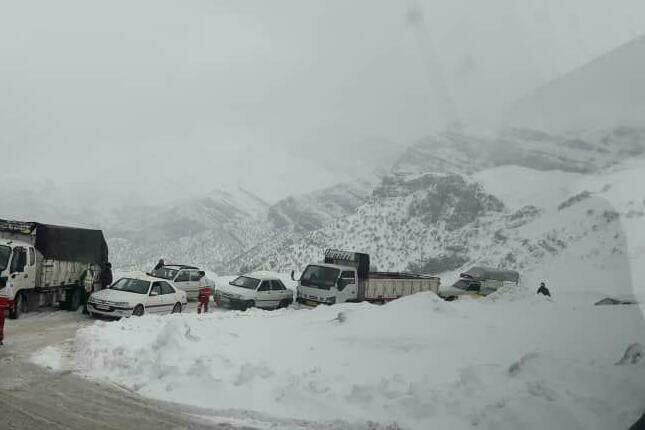 بارش برف و کولاک راه ارتباطی ۴۰روستای آذربایجان شرقی را مسدود کرد - خبرگزاری مهر | اخبار ایران و جهان | Mehr News Agency