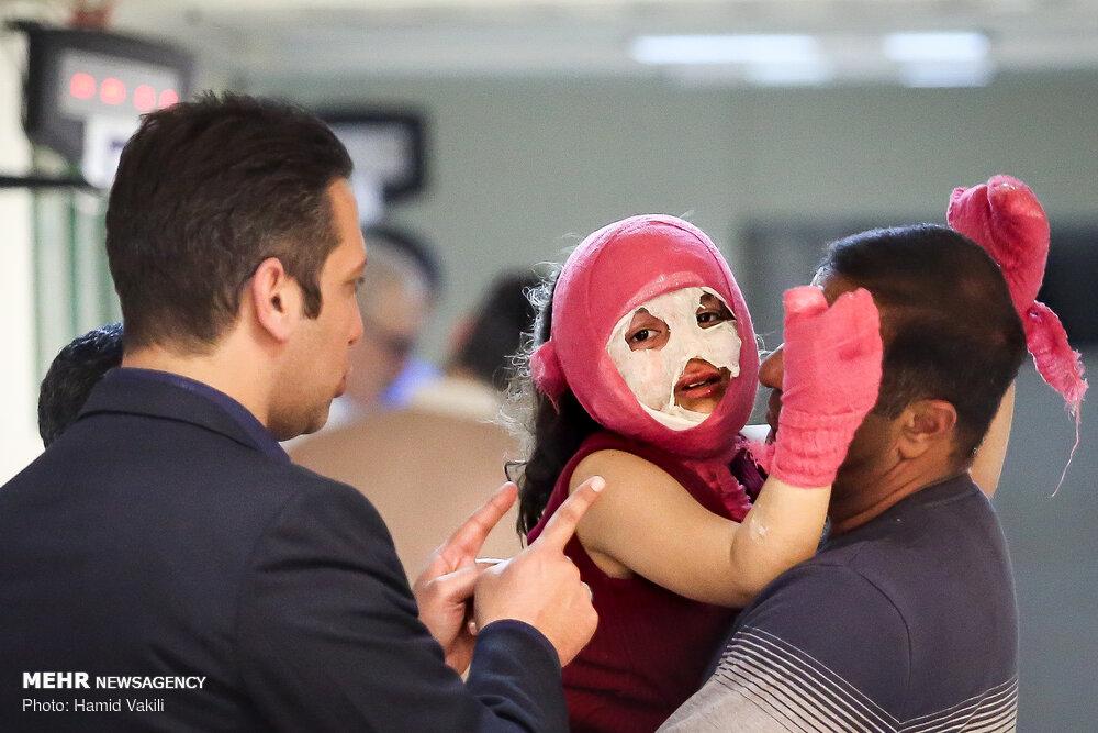 ۳۹ درصد مصدومین چهارشنبه سوری در رده سنی ۶ تا ۱۸ هستند