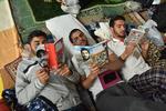 بزرگترین اعتکاف جوانان کشور در شیراز