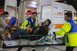 کاهش حوادث چهارشنبه آخر سال در قم/ مراجعه ۲۶ نفر به مراکز درمانی
