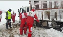 ۱۱۴۰ نفر در استان سمنان امدادرسانی شدند