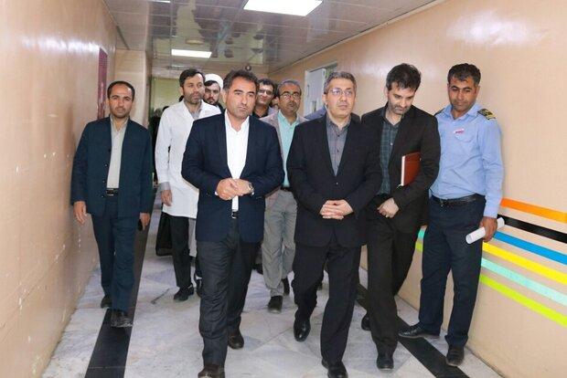 زیرساختهای بهداشتی و درمانی در استان بوشهر تقویت میشود