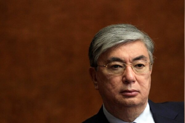 Tokayev sworn in as Kazakhstan's interim president