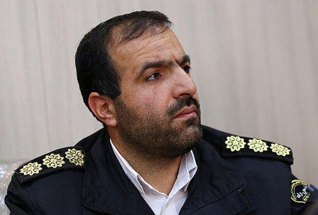 کاهش ۲۳ درصدی تصادفات در جادههای  استان اصفهان