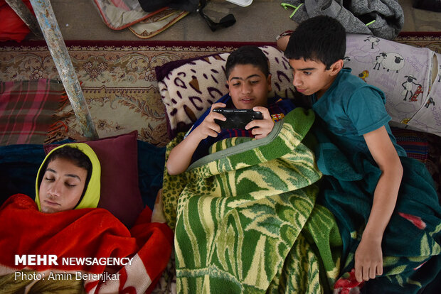 بیست و یکمین اعتکاف بزرگ جوانان کشور در شیراز