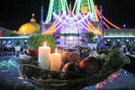Pilgrims pray for good year at Hazrat Masoumeh (SA) Mausoleum