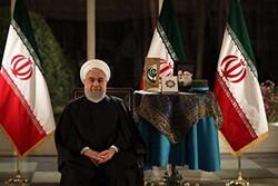 صدر حسن روحانی کا نئے سال میں مہنگائی کو کنٹرول کرنے کا عزم