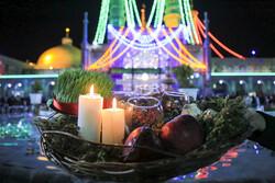 Pilgrims pray for good year at Hazrat Masoumeh (SA) Mausoleum