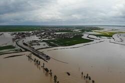 خسارت ۱۶۰۰ میلیارد تومانی بخش کشاورزی براثر سیل گلستان و مازندران