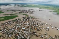 ۱.۲ میلیارد مترمکعب آب در رودخانه های مازندران جاری شد
