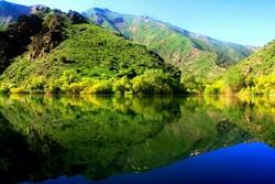 جلوه بهار درطبیعت آذربایجان غربی/ازخانه  پلکانی تایخچال های طبیعی