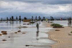 بارشها احتمال وقوع سیلاب در استان قزوین را افزایش داد