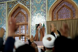 Leader's March 21 speech at Imam Reza shrine