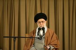 سخنرانی رهبر معظم انقلاب در اجتماع زائران حرم مطهر رضوی