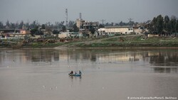 Crowded ferry sinks in Iraq, over 70 drown