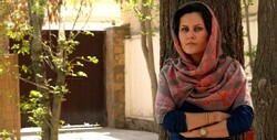Afghan filmmaker Sahraa Karimi