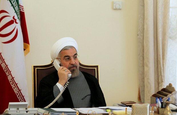 الرئيس روحاني يهنئ مراجع الدين بعيد النوروز