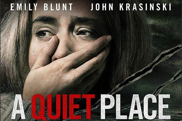 تجربه لذتبخش ترس در «یک مکان ساکت»/ لطفا سکوت کنید!