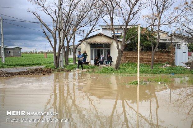 آخر الاحصائيات حول عدد الوفيات جراء السيول الاخيرة في ايران