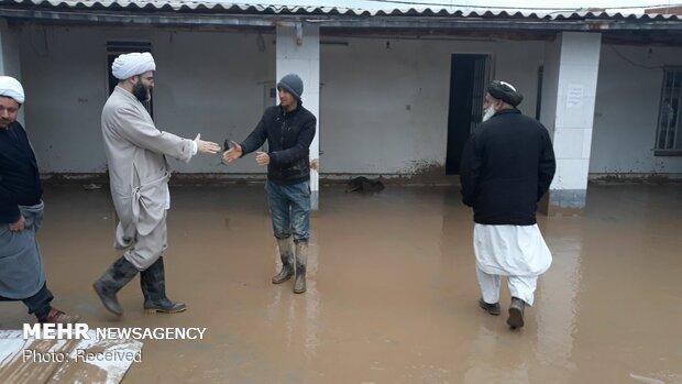 اقدامات سازمان تبلیغات اسلامی برای سیلزدگان