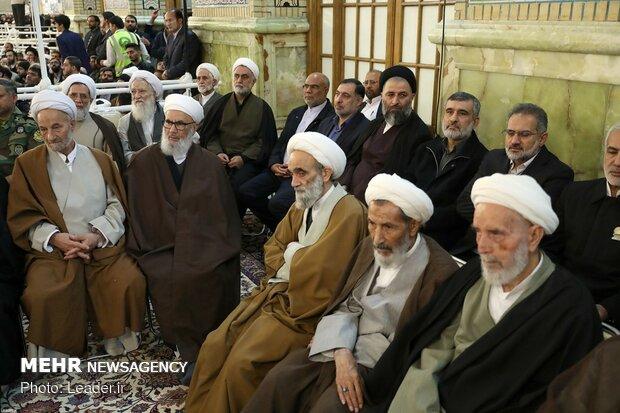 Leader's March 21 speech at Imam Reza shrine
