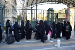 ثبت نام اعتکاف دانشگاه تهران برای دومین بار تمدید شد