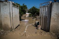 سیل به ۱۰۱ مسکن مددجویان بهزیستی ساری خسارت زد